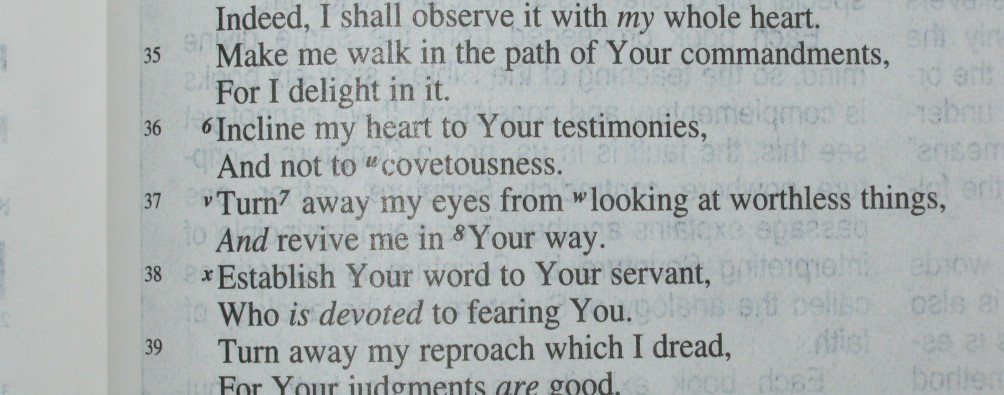 Receive God